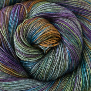 Yakity Yak Fingering Weight Yarn - Sochi