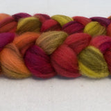Heathered BFL Roving - Sunset