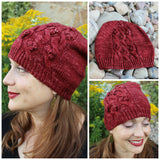 Vika Hat Knitting Kit