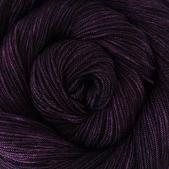 Yakity Yak Fingering Weight Yarn - Violet Tonal