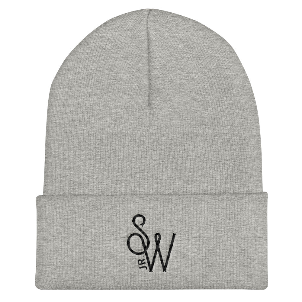 SWJR: Cuffed Beanie. Two Colour Options.