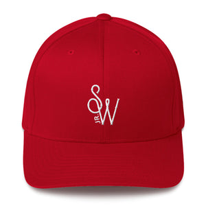Stephen Williams Jr: Logo Cap. Four Colour Options.