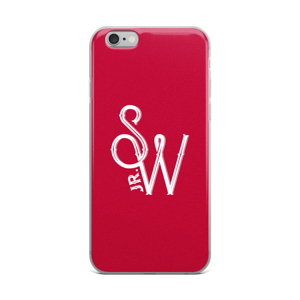 SWJR iPhone Case
