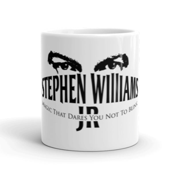 Stephen Williams Jr: Logo Mug