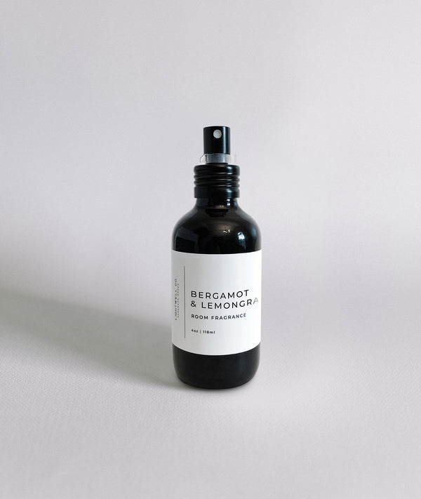 Bergamot & Lemongrass Room Fragrance