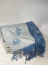 Butterfly Cashmere blend Scarf