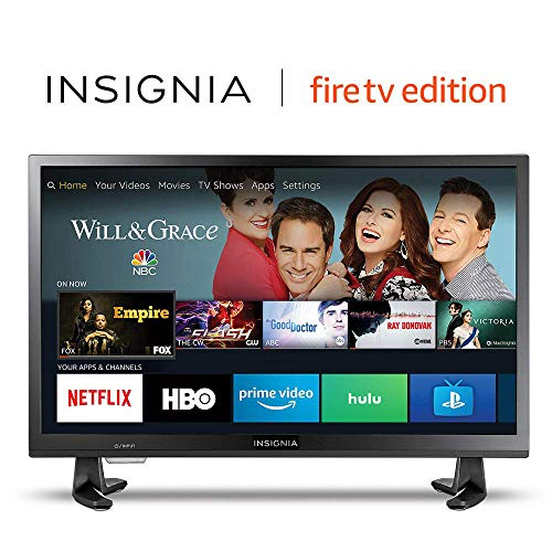Amazon.com: Insignia NS-24DF310NA19 24-inch 720p HD Smart LED TV- Fire TV Edition: Electronics