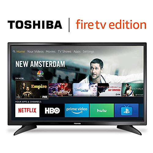 Amazon.com: Toshiba 32LF221U19 32-inch 720p HD Smart LED TV - Fire TV Edition: Movies & TV