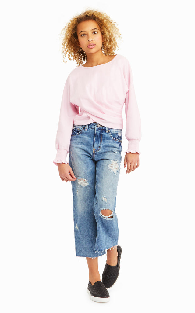 Catherine Long Sleeve Top