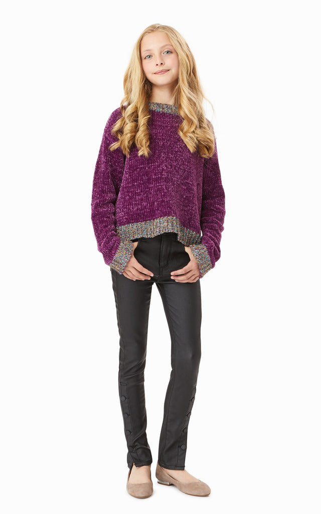 Cassidy Chenille Sweater