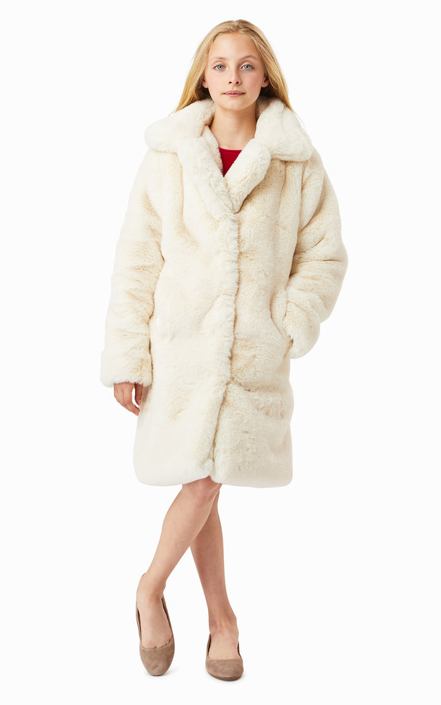 Devyn Faux Fur Coat