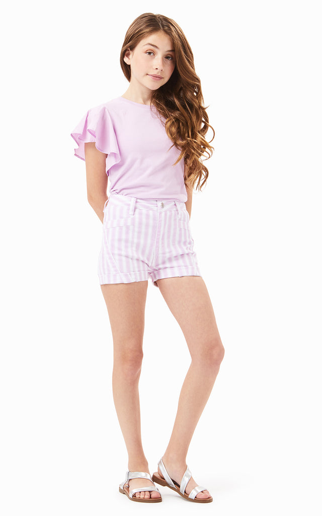 Rosalie Multi-Colored Short