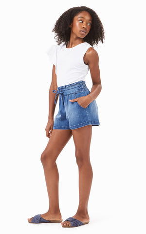 Lola Pull On Short | 7-16 - Habitual