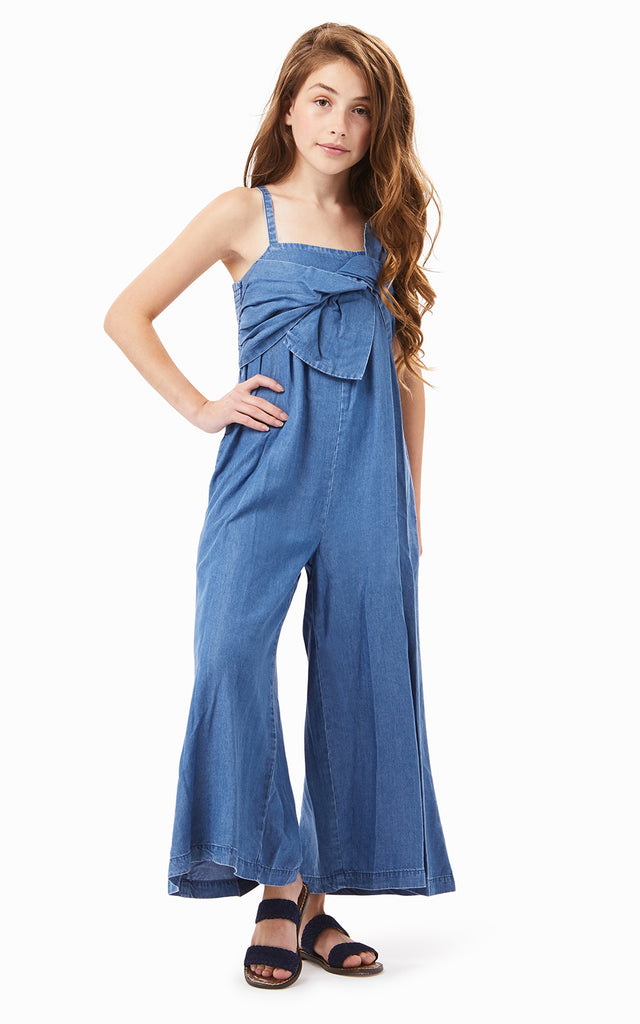 Eden Twist Jumpsuit | 4-6X