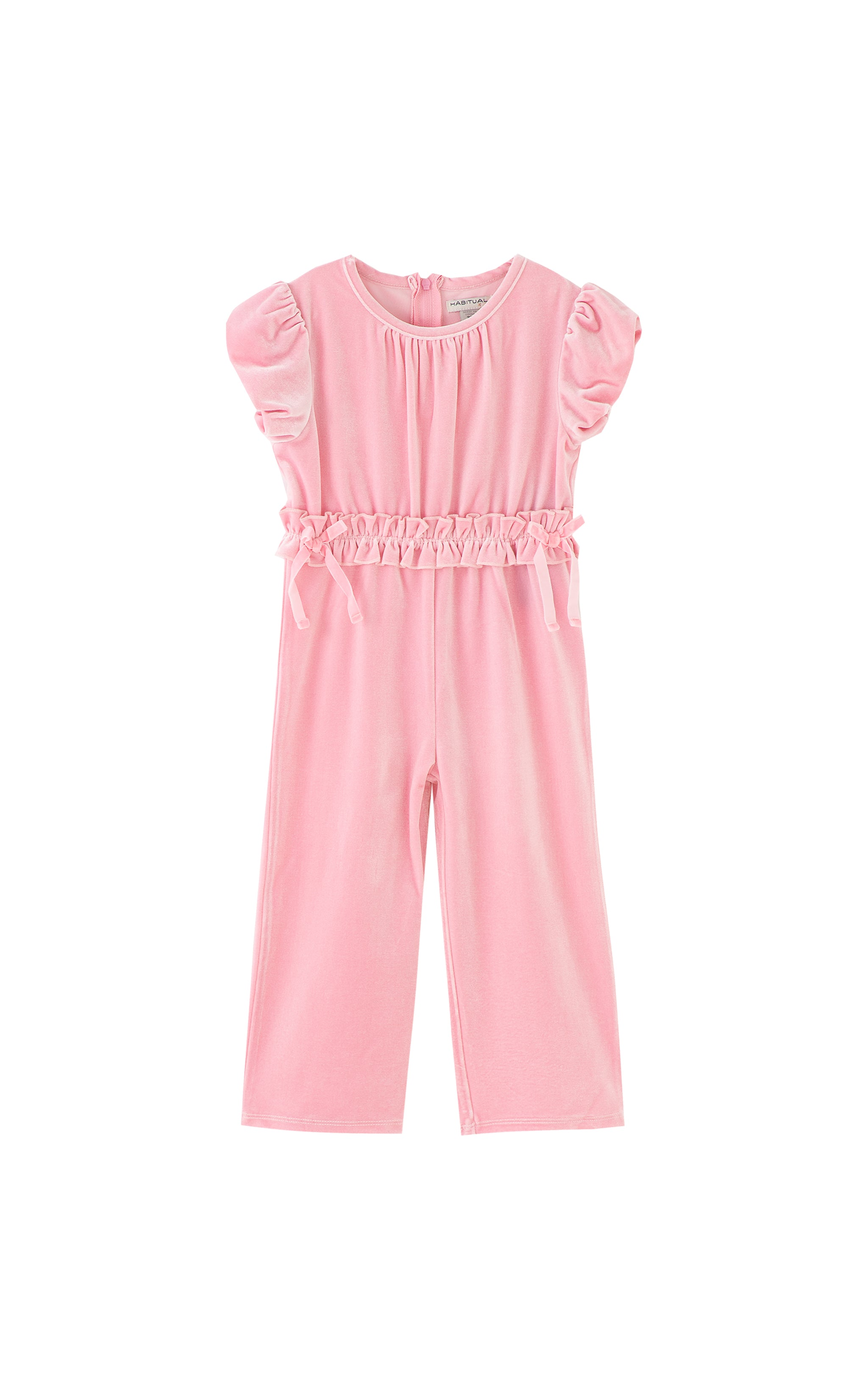 Irene Velour Jumpsuit