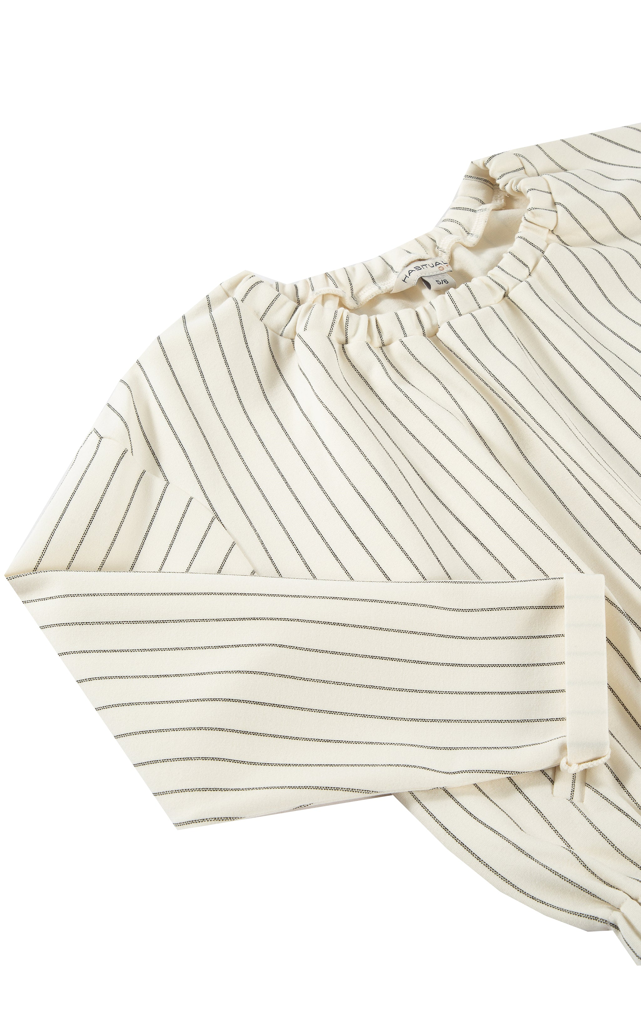 Kiara Stripe Skirt Set | 2T-4T - Habitual