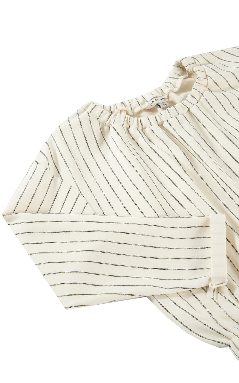 Kiara Stripe Skirt Set | 4-6X - Habitual