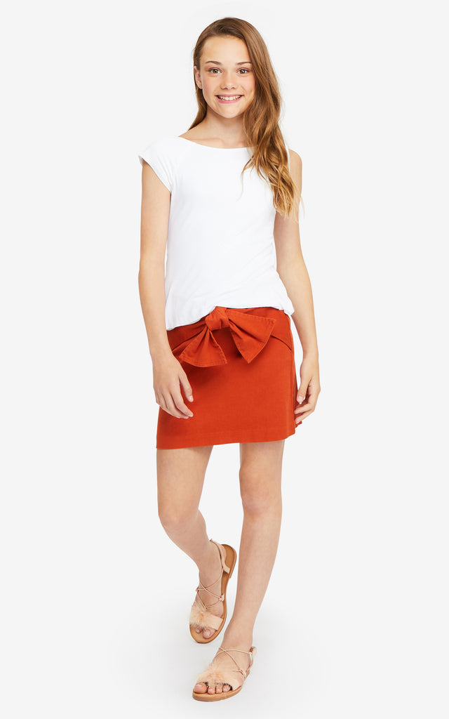 Tilly Bow Skirt