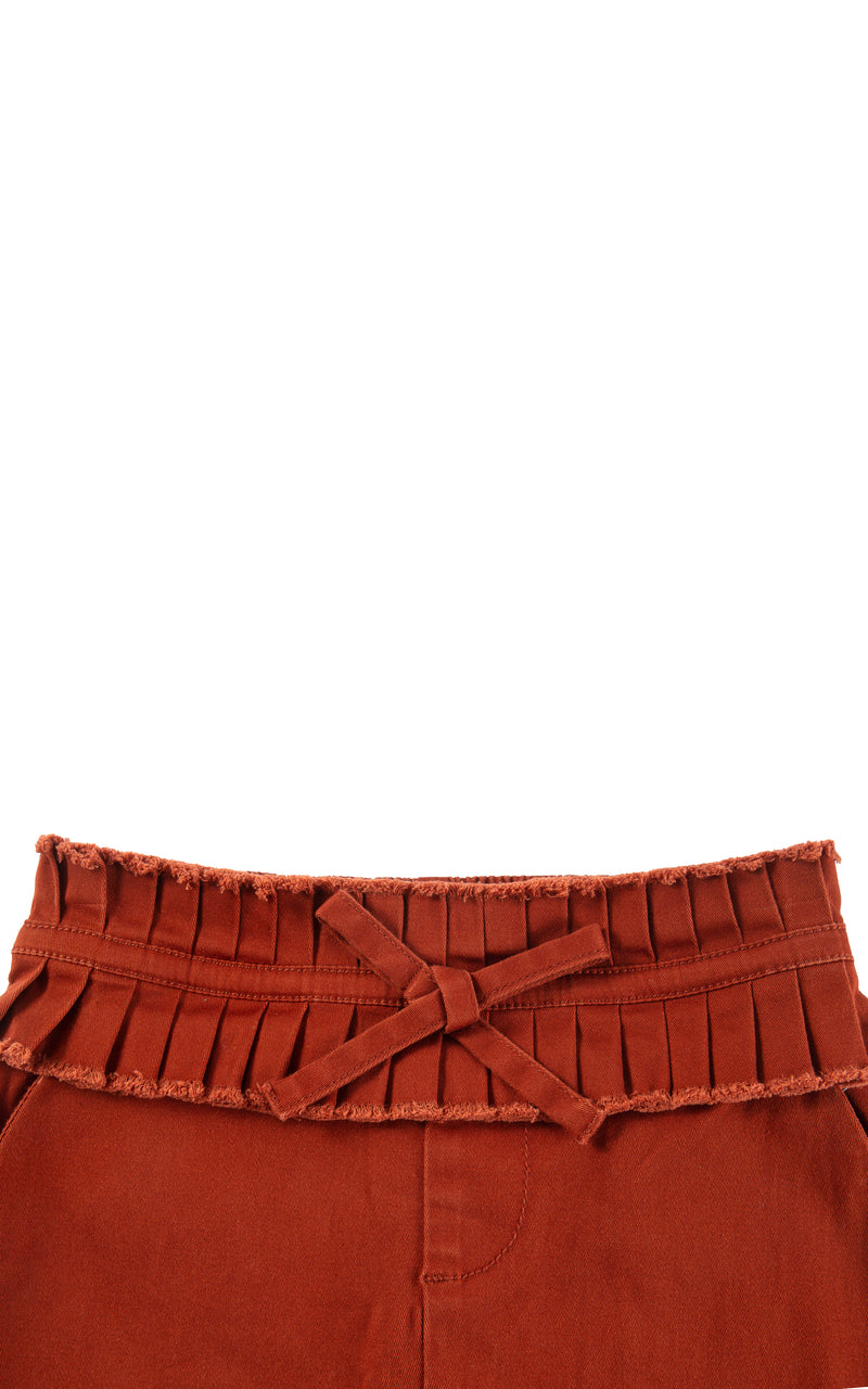 Cassandra Pleated Skirt | 7-16 - Habitual