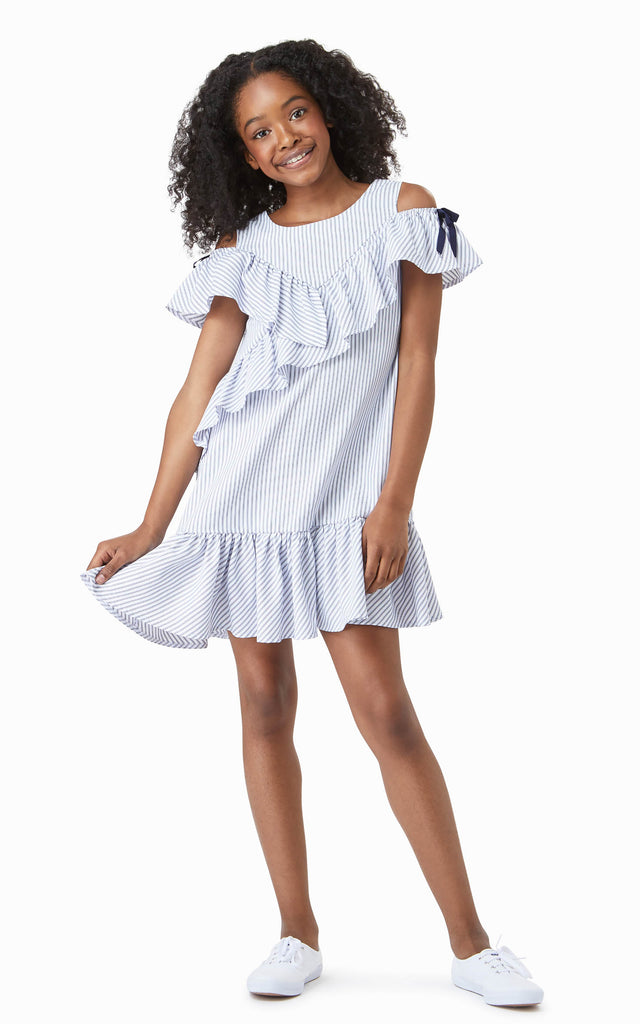 Jael Ruffle Dress