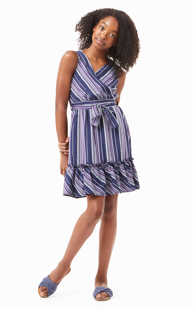 Baylee Stripe Dress