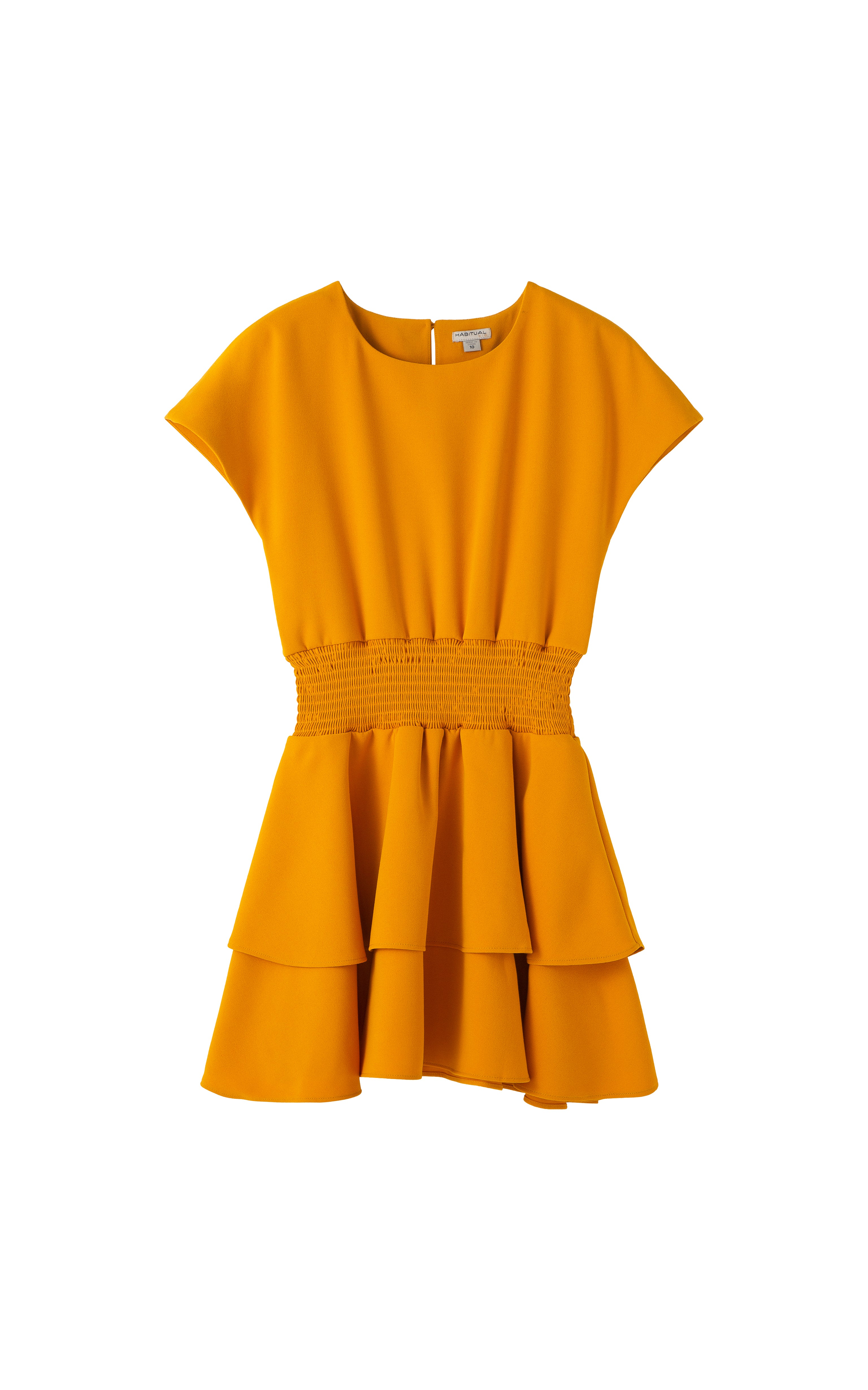 Millie Tiered Dress | 7-16 - Habitual