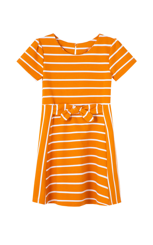 Estelle A- Line Stripe Dress | 4-6x