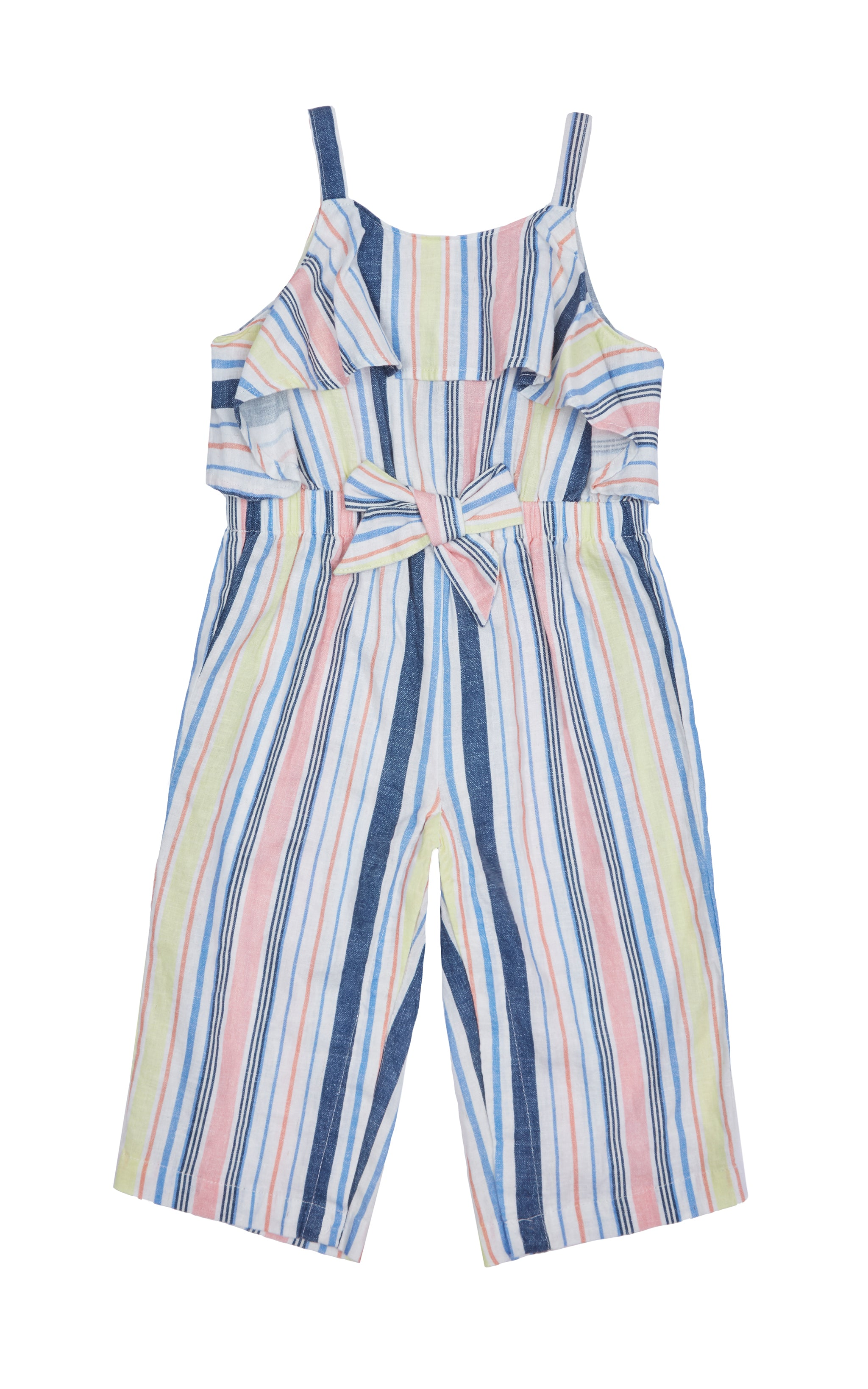 Jayda Stripe Jumpsuit - Habitual