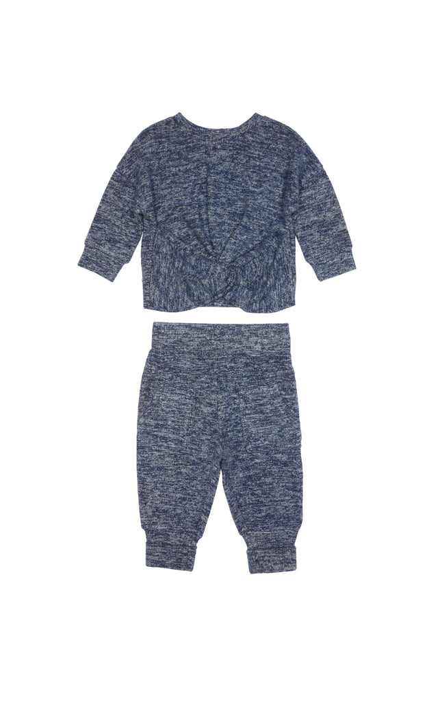 Harlow Hatchi Twist Jogger Set