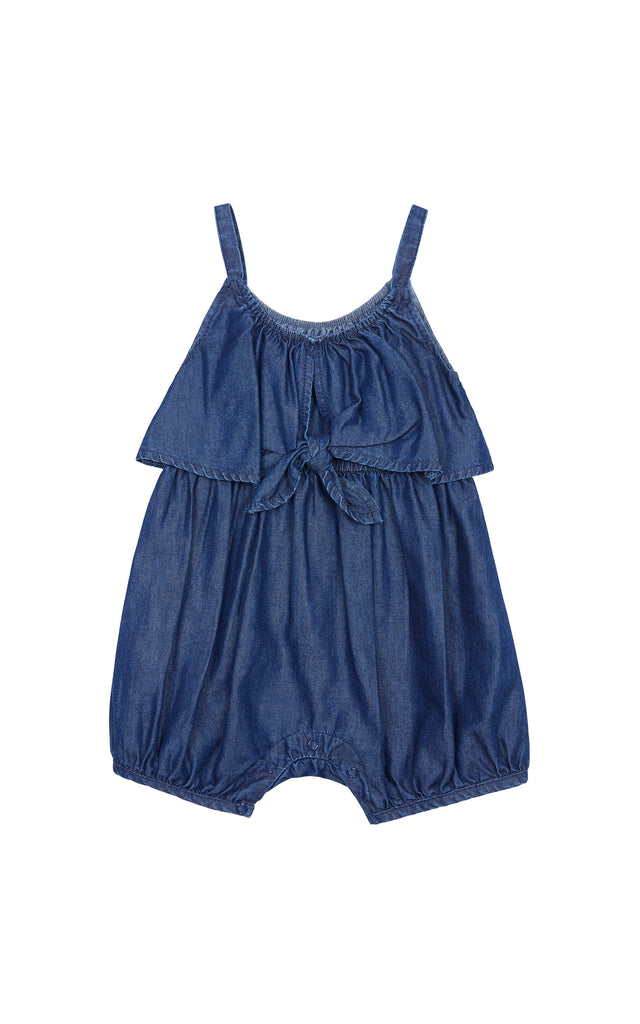 Willow Tie Romper
