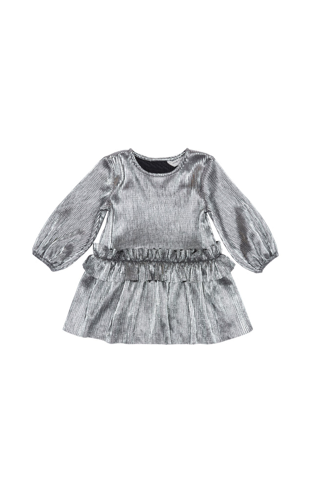 Collette Metallic Dress
