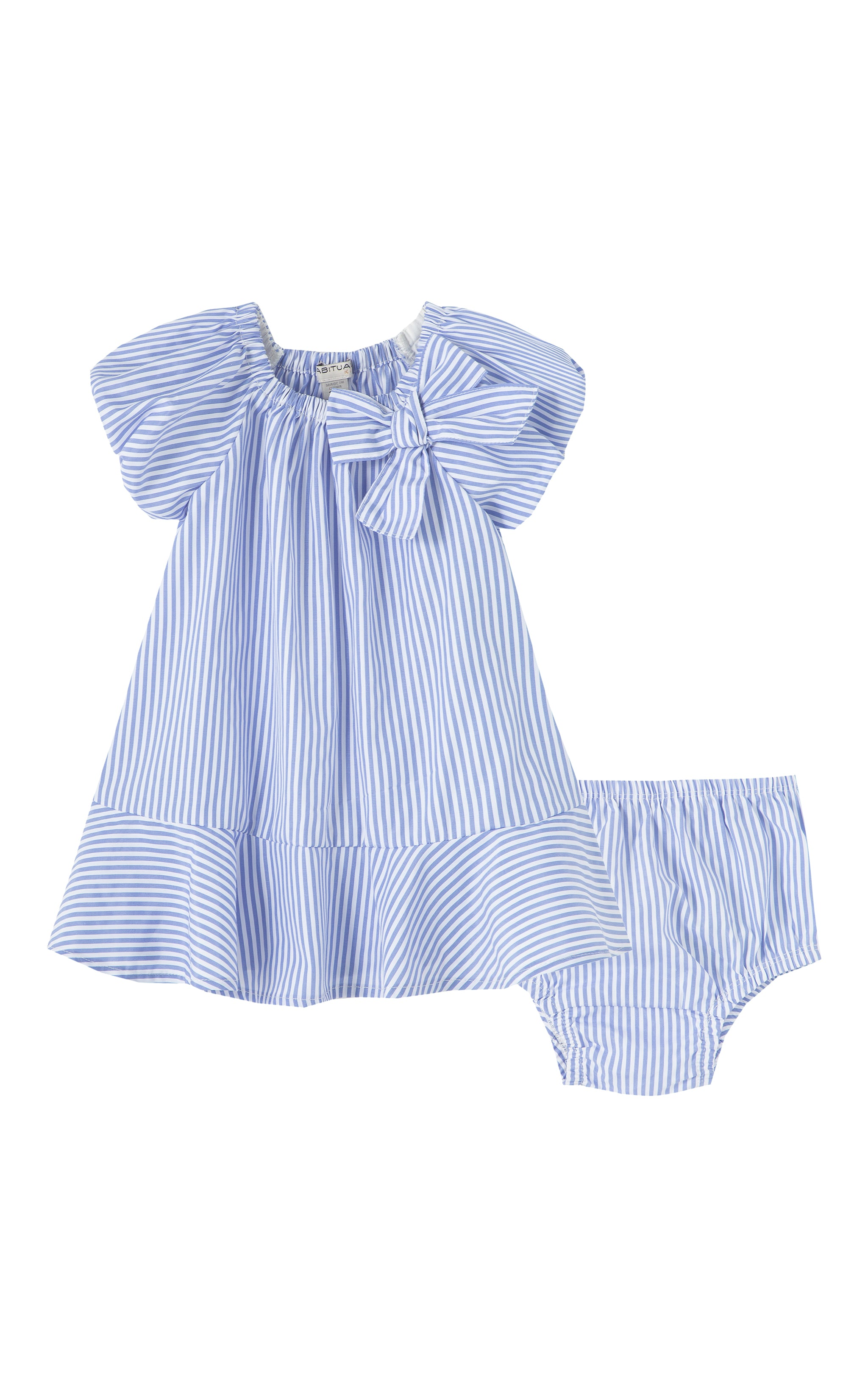 Trina Stripe Dress | 12-24M