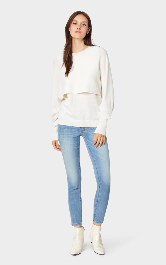 Joell Cashmere Sweater