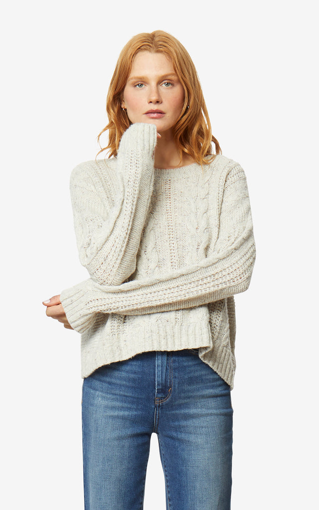 Clyde Cable Sweater