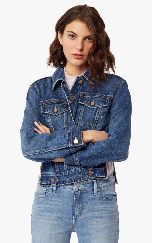 Tawney Denim Jacket
