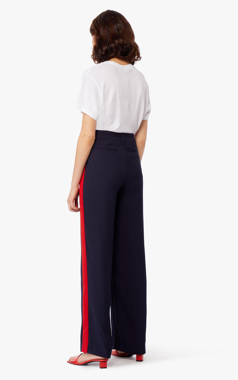 Aiden Wide Leg Trouser - Habitual