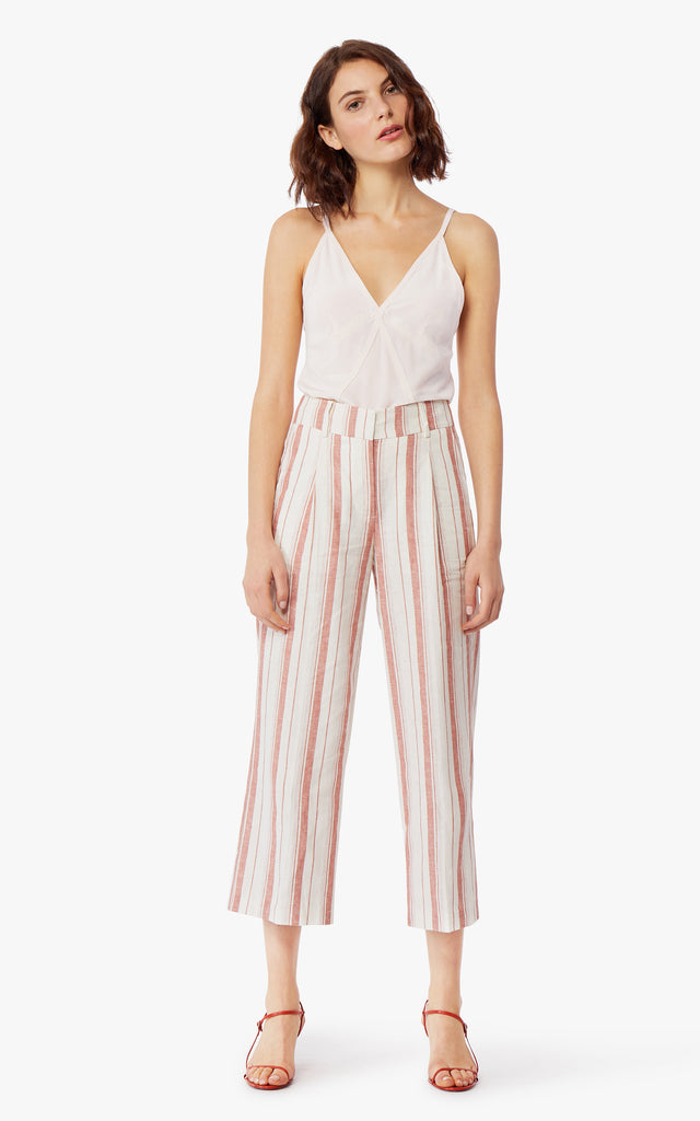Rae Crop Wide Leg