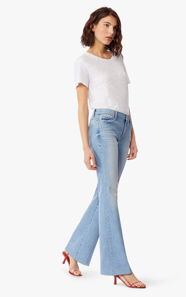 Tess High Rise Flare Jeans
