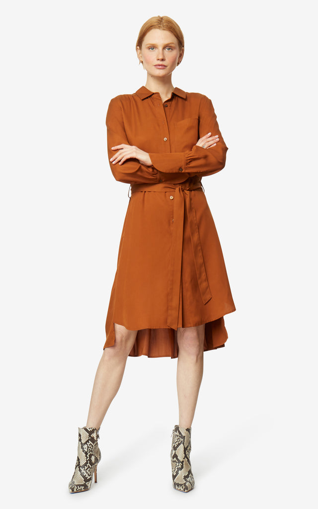 Rae Long Sleeve Dress