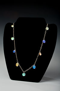 Necklace Droplet 18""
