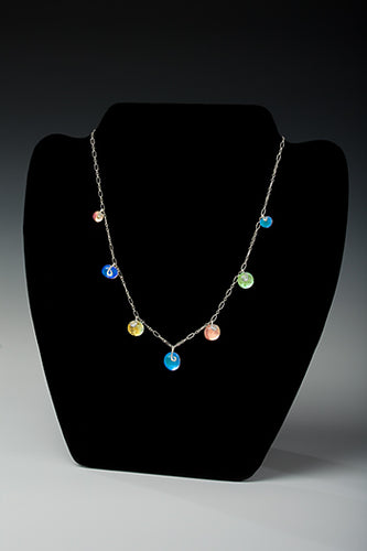 Necklace Droplet 16