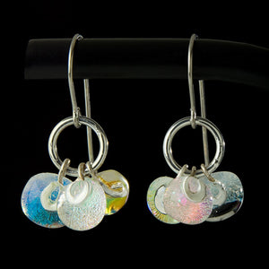 Earrings  Triple Droplets  ©