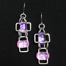 Earrings Retro Double  ©