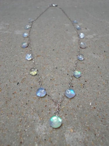 Necklace Droplet 24