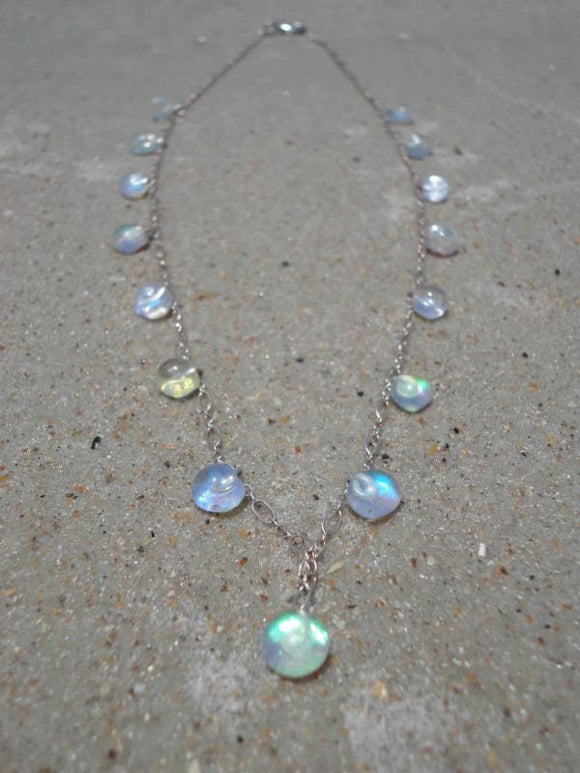 Necklace Dew Drop 24