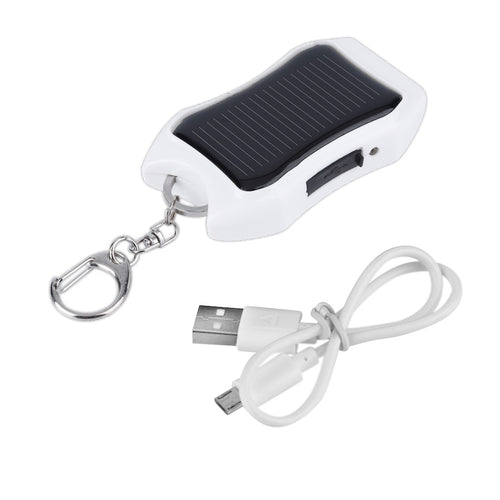 Clip-on Solar Charger Mobile Power Supply