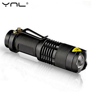 Mini Led Flashlight Q5 Waterproof 2000LM