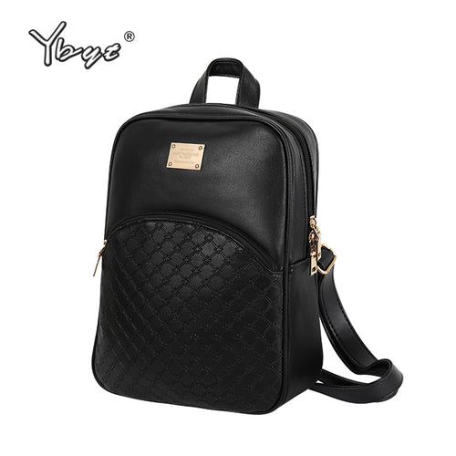 Casual New Style Leather School Bag High Quality