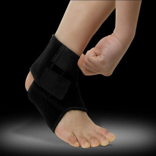 1PC Adjustable Sports Pain Relief Compression Ankle Brace