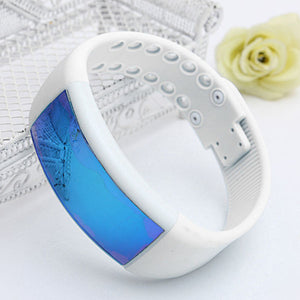 Pedometer With 3D Sensor Wrist Band